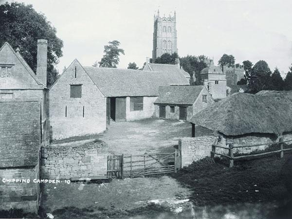 Court Barn c2007