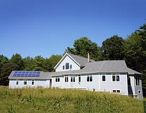 Solar Open House – Brunswick, Maine