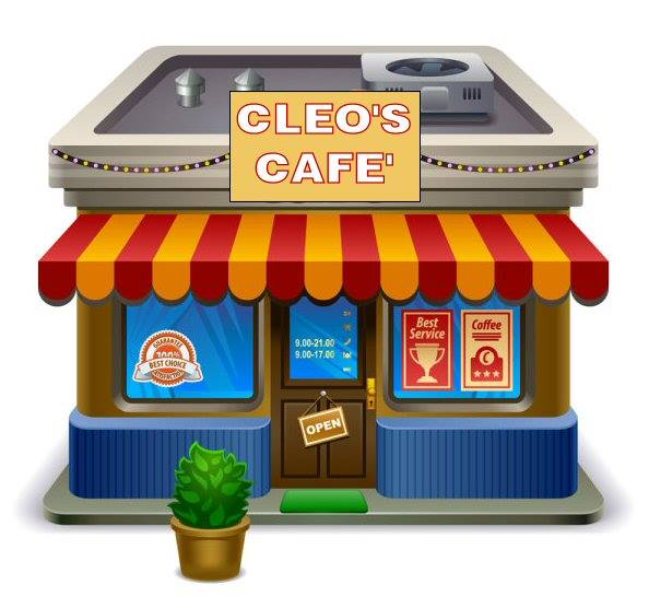 Cleo's Cafe, Opens March 17