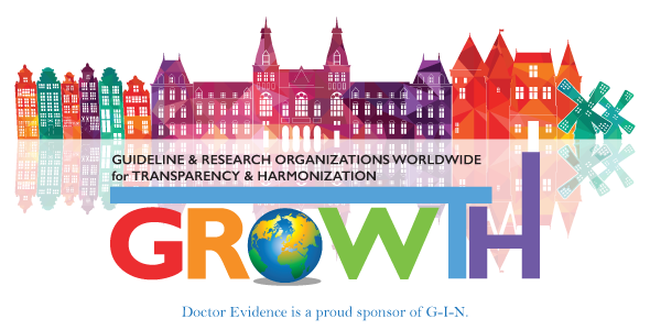Doctor Evidence is a proud sponsor of G-I-N