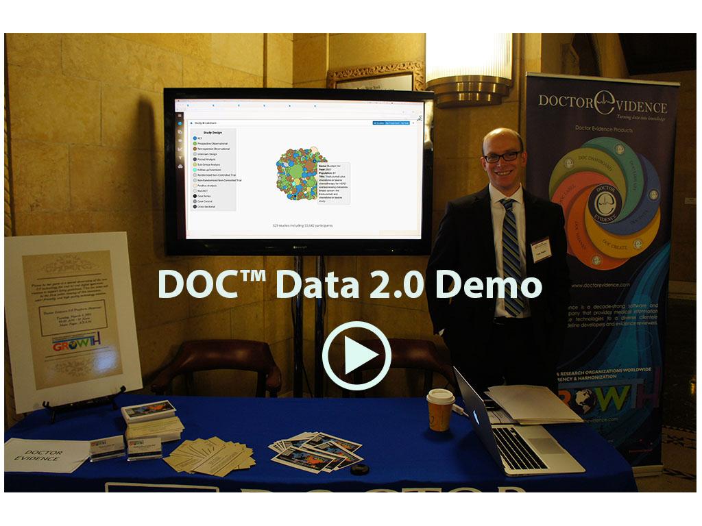 DOC™ Data 2.0 Demo Video at E-GAPPS II