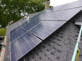 Ailey Solar installation in Chicago, IL