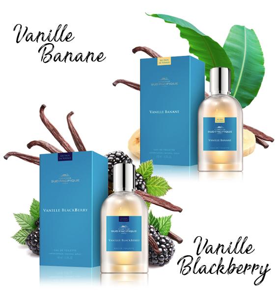 Comptoir Sud Pacifique Vanille Banane Blackberry
