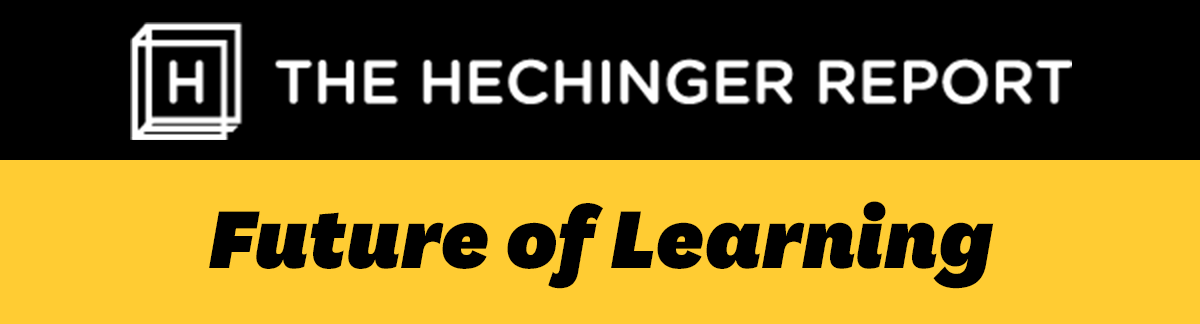 The Hechinger Report's Future of Learning newsletter
