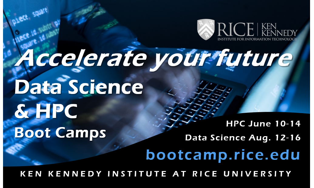 2019 HPC and Data Science Boot Camps