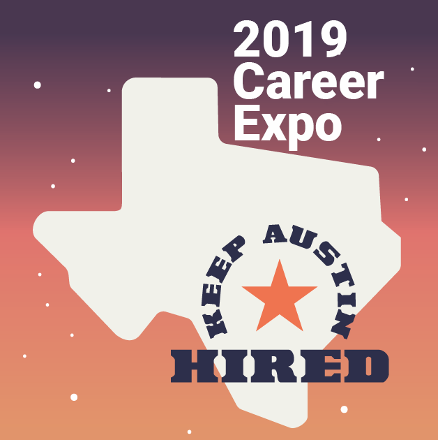2019 Career Expo with state of Texas