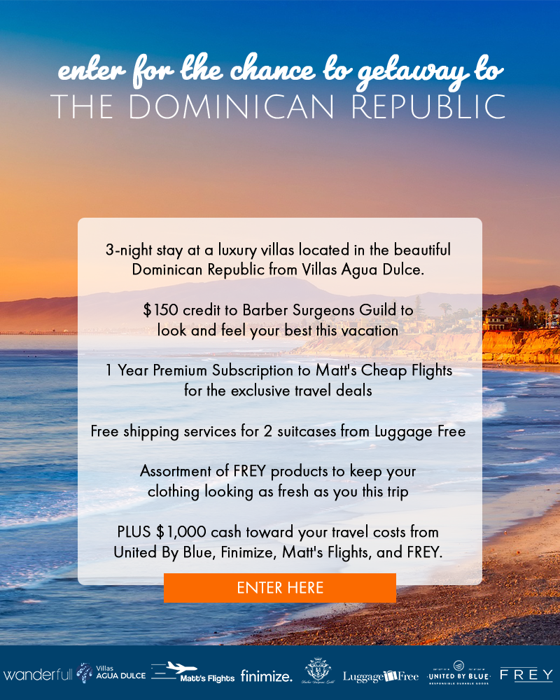 Domincan Republic Sweepstakes