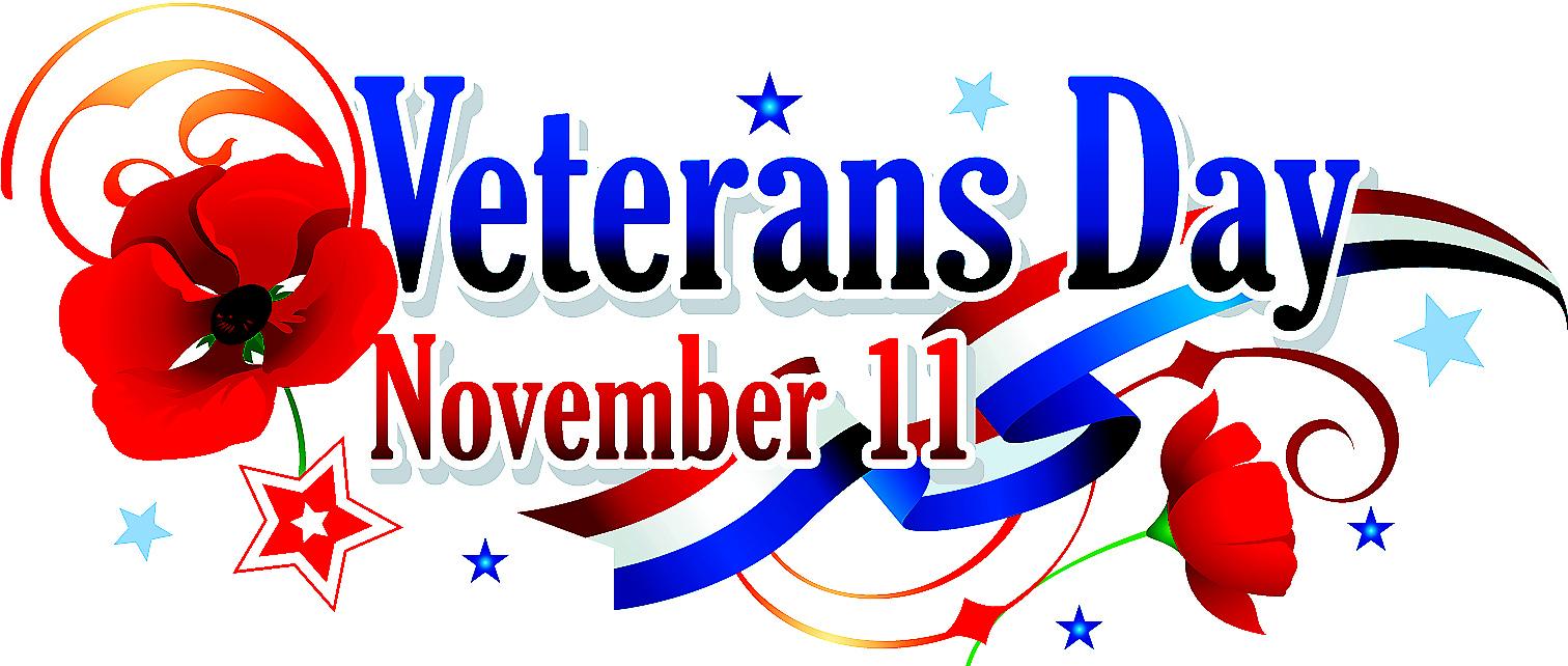 Happy Veterans Day - November 11