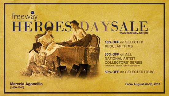 Freeway Heroes' Day Sale