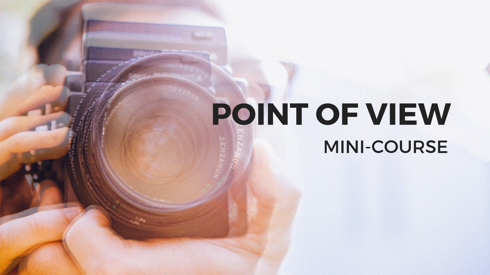 How to handle point of view in fiction