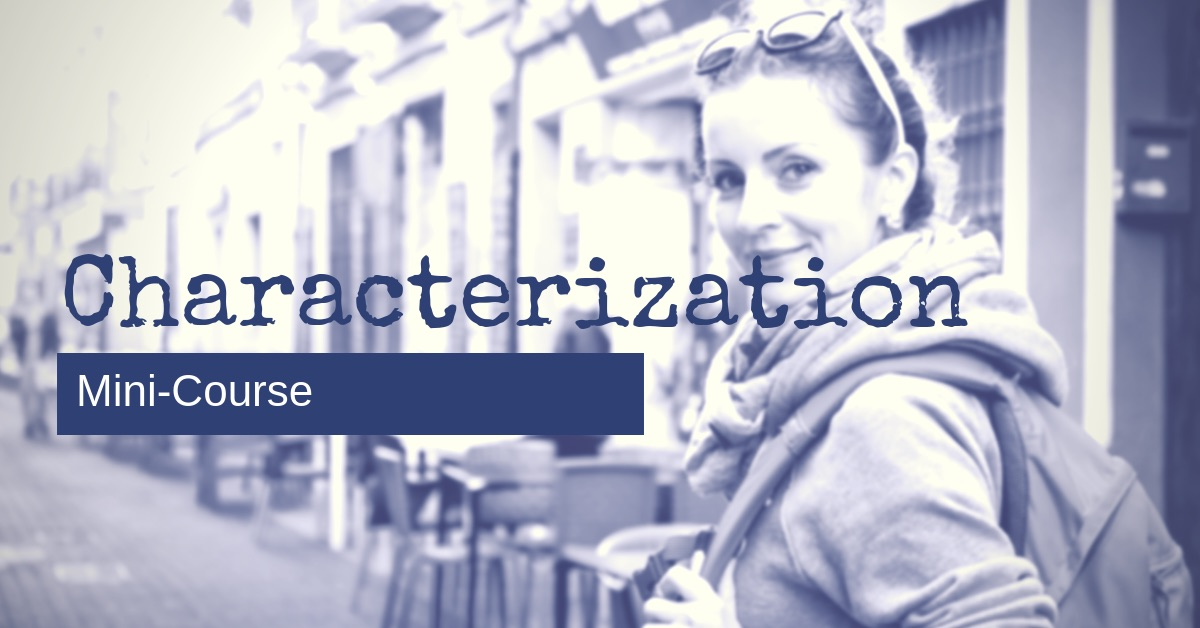 Online fiction writing class in characterization