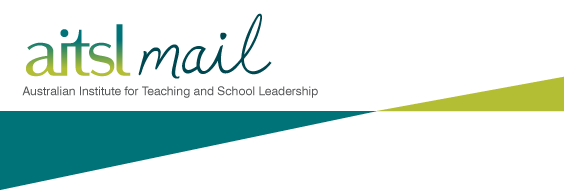 AITSL Mail - January 2019