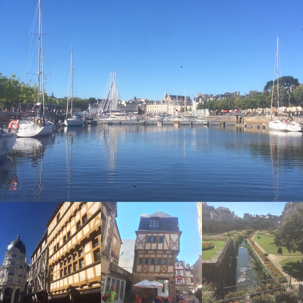 Some pictures from the city of Vannes where we held the YWAM France national conference.