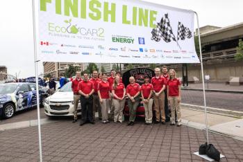 EcoCAR team