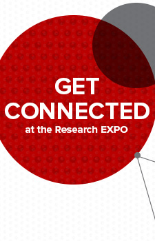 Get Connected at the Research Expo