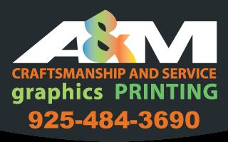 A&M Printing Logo