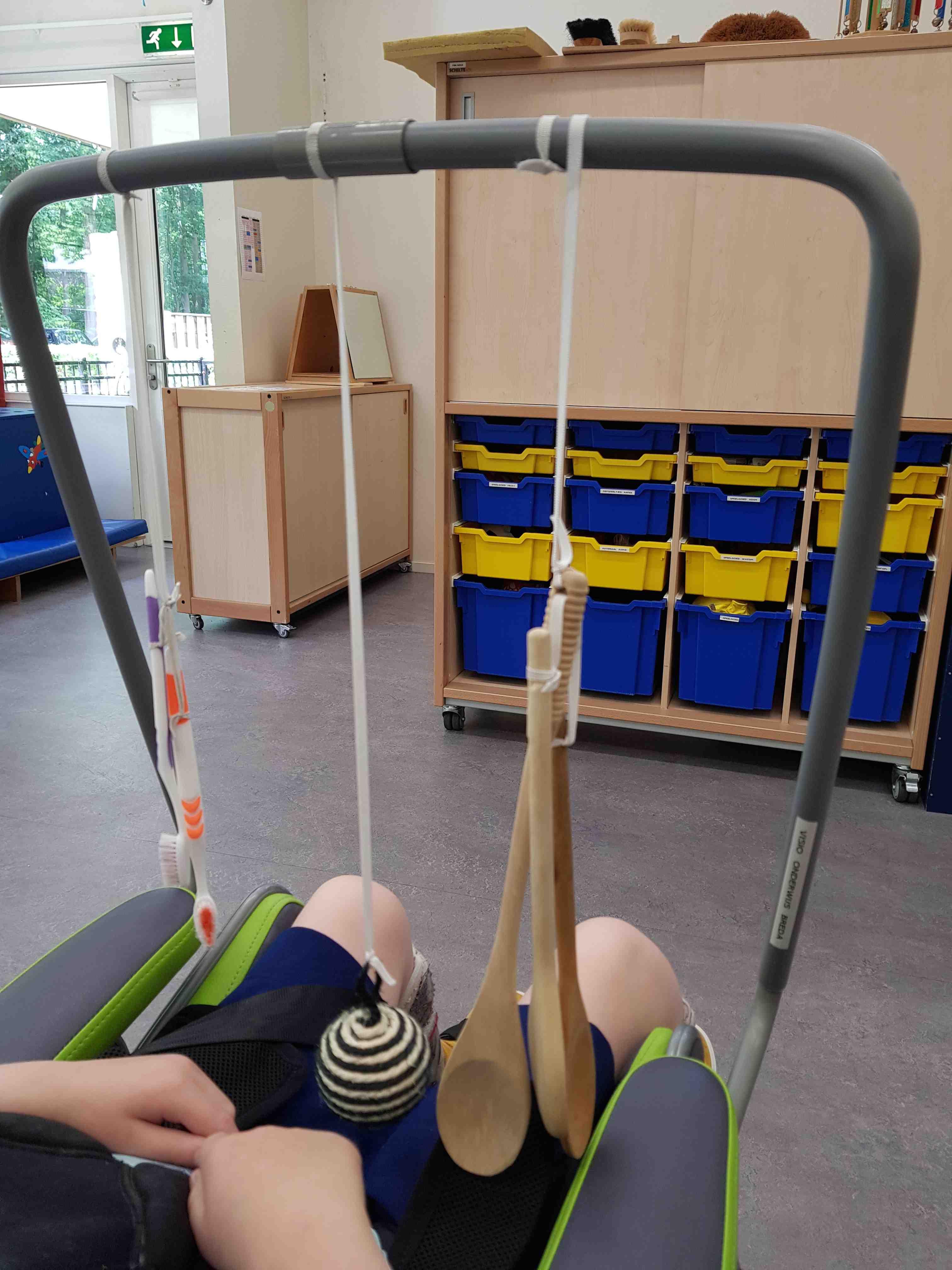 Wheelchair mobile