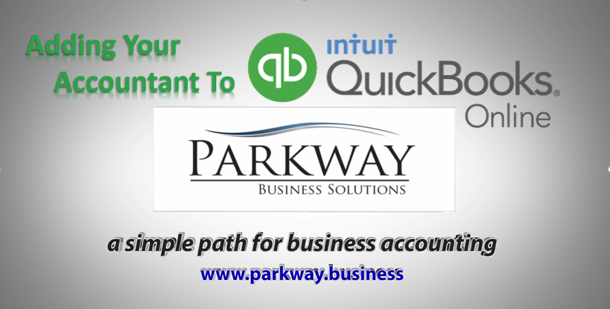 Adding Your Accountant to QuickBooks Online Video