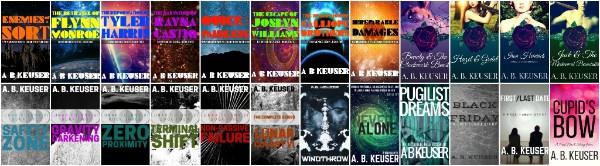 Books by A B Keuser