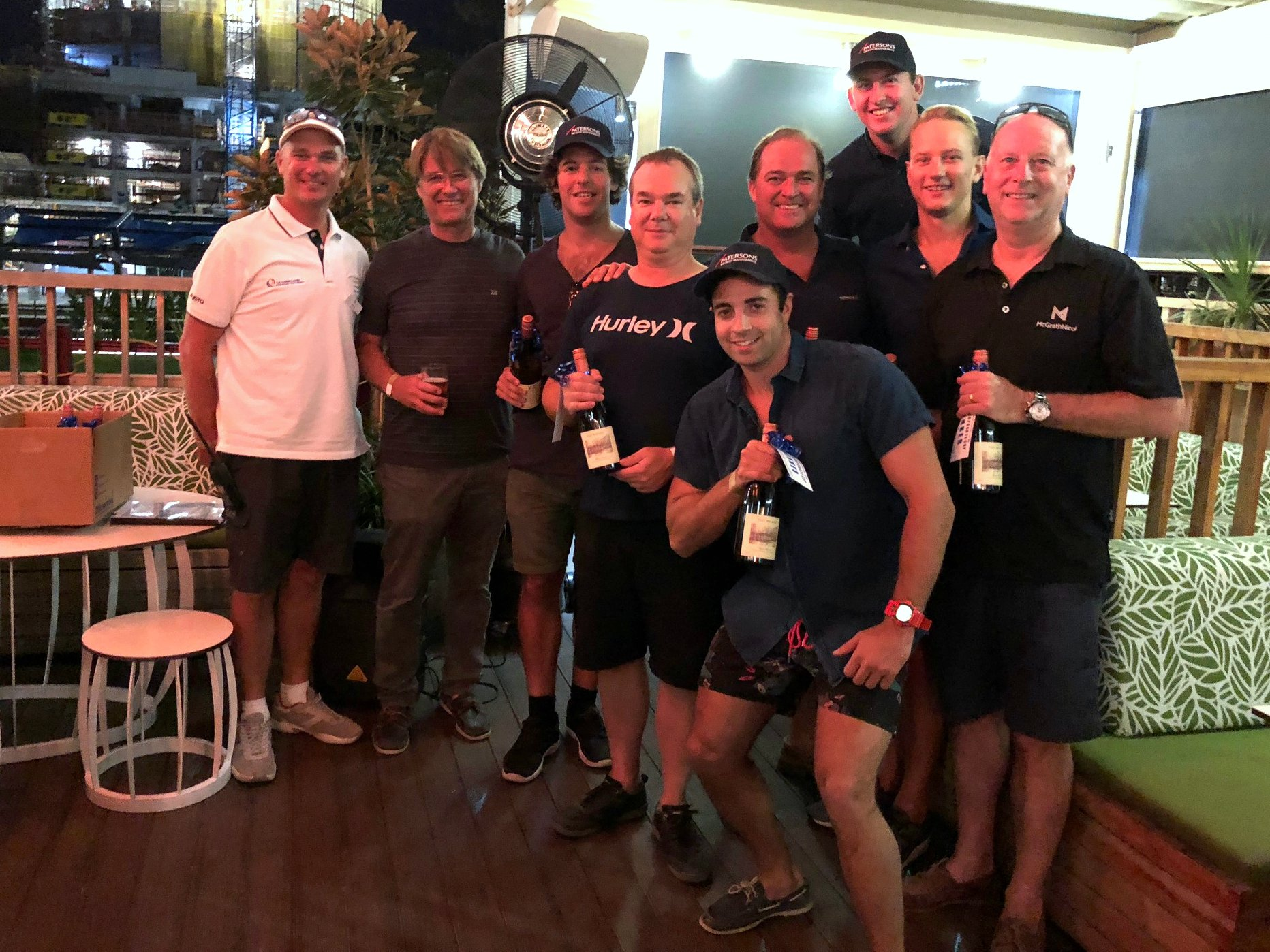 Patersons Securities Perth - winners of the 2018 Corporate Cup
