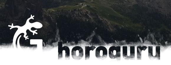 Horoguru Ještěrka 06.04.2019