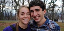 Hannah and Caleb Hochstetler
