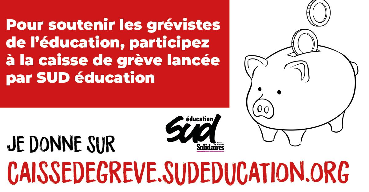 Caisse de grève de l'éducation