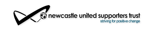 Newcastle United Supporters Trust Logo