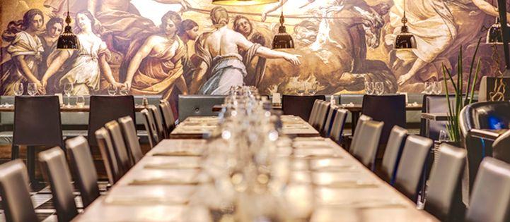 Bild från Restaurang Public, Örnsköldsvik.