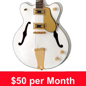 Eastwood Classic 12 - White