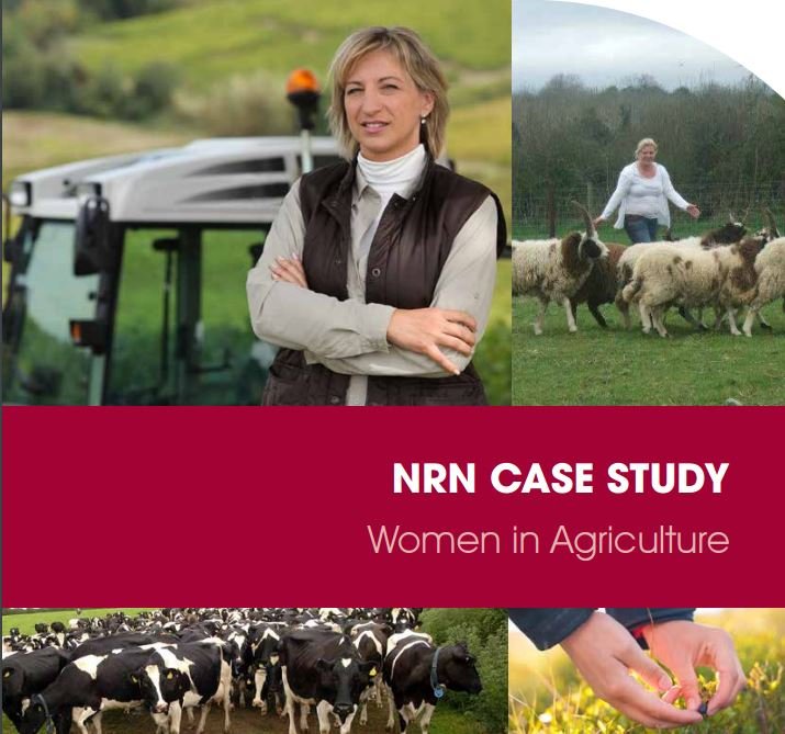 Women in Agriculture Report Cover
