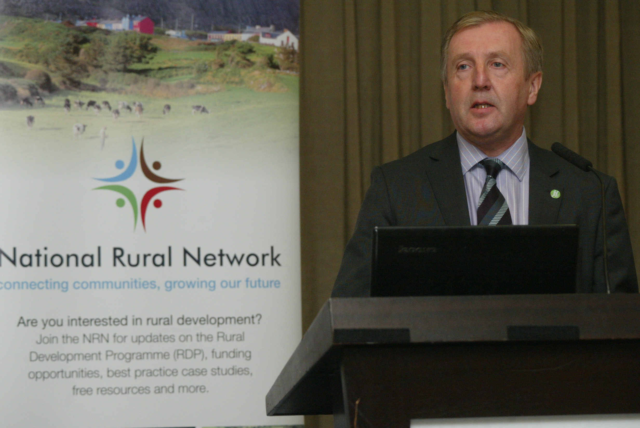 Minister for Agriculture, Food and the Marine