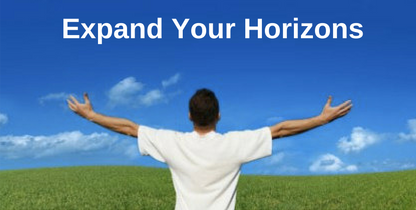 Expand Your Horizons Logo