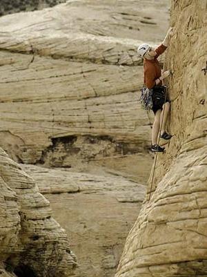 Red Rock Climbing