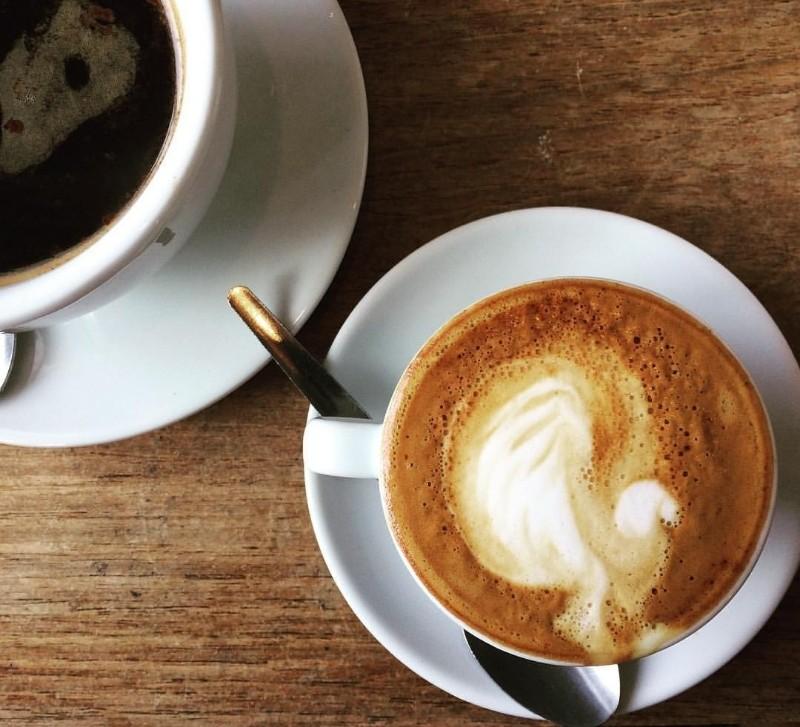Dove coffee