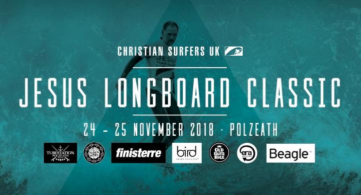 Jesus Longboard classic