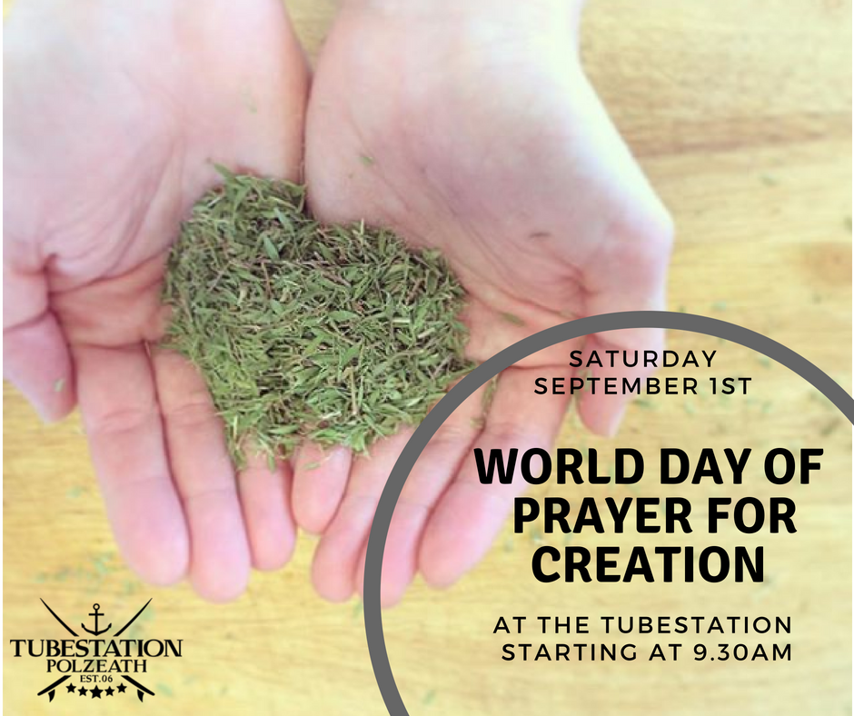 Prayer for creation