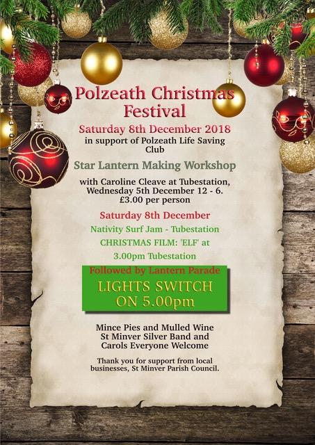 Polzeath Christmas