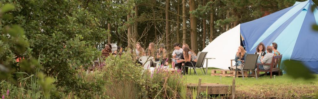 C Fest camping