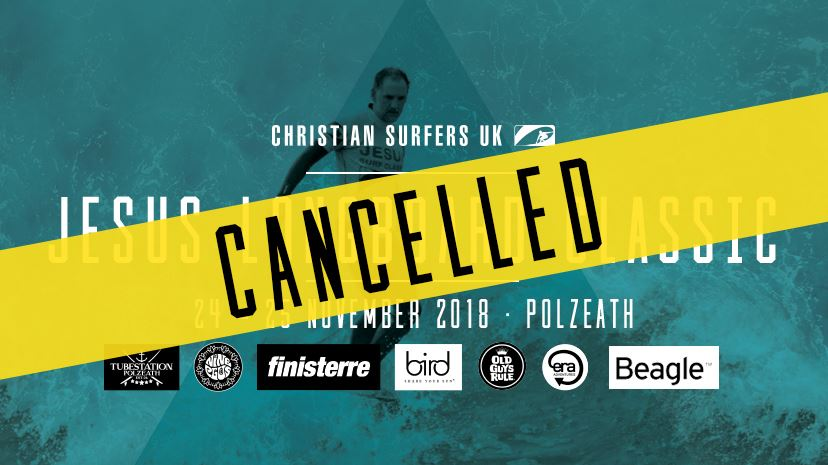 JLC 2018 Cancelled