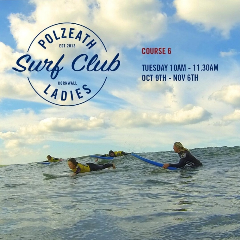Ladies surf club