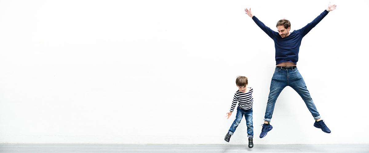 Comment pouvons-nous guérir comme les enfants?