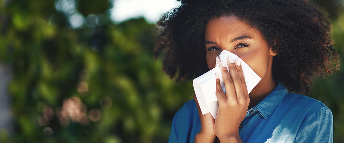Ne laissez pas les allergies vous gâcher la vie!
