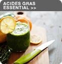 Acides gras essential