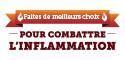 Faites de meilleurs choix pour combattre l'inflammation