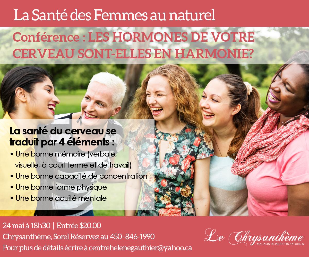 La Santé des Femmes au naturel