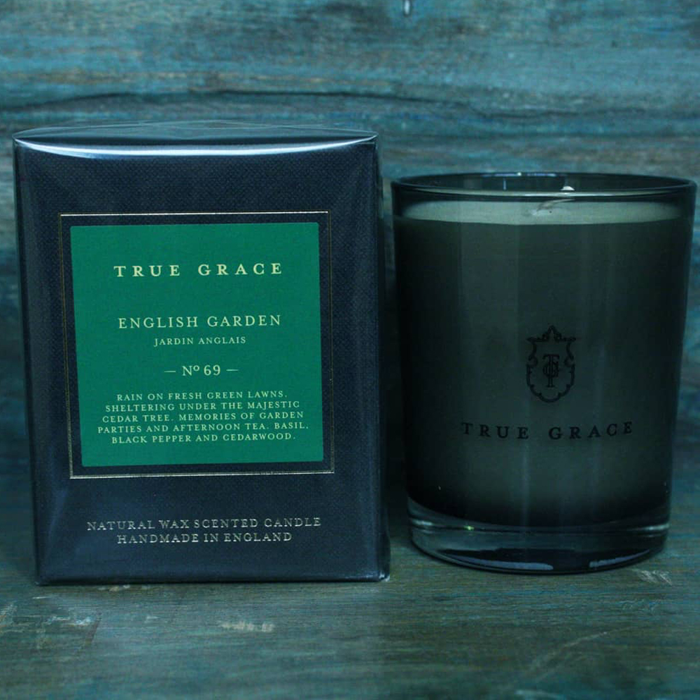 True Grace English Meadow Candle