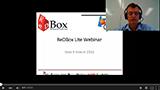 ReDBox Lite webinar video