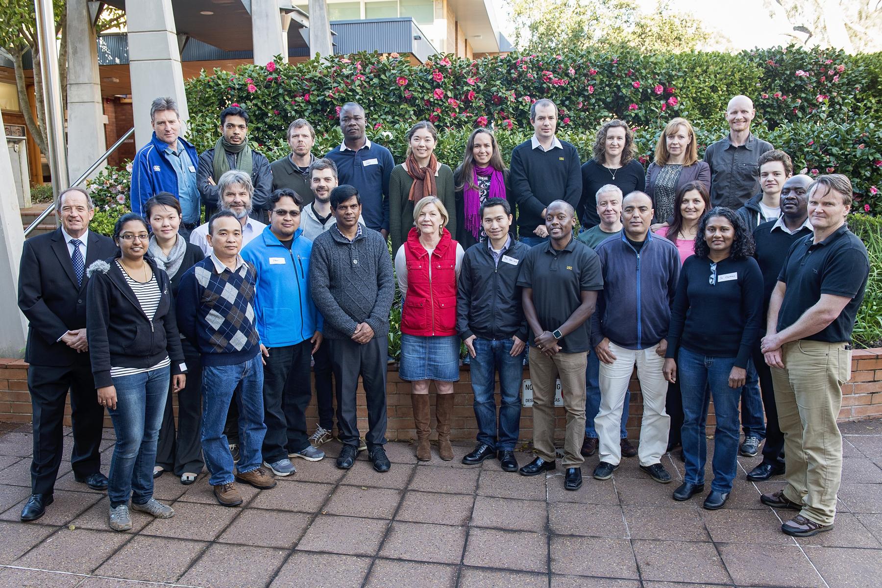 Inaugural USQ Software Carpentry class of 2016