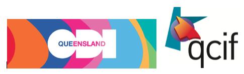 ODIQ and QCIF logos